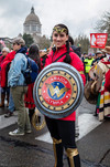 March Marshal for Olympia Women's March 2019