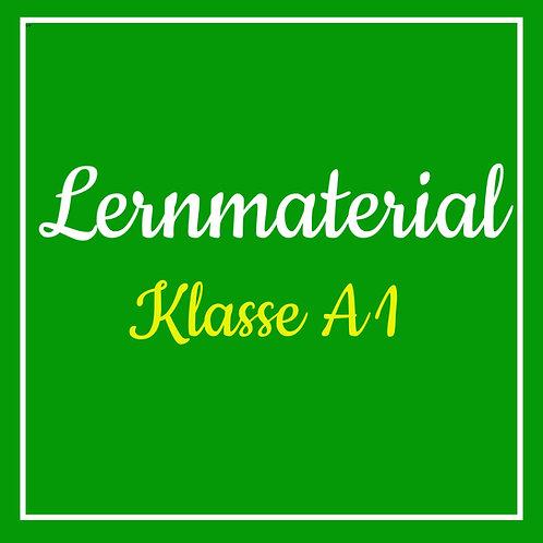 Lernmaterial Klasse A1