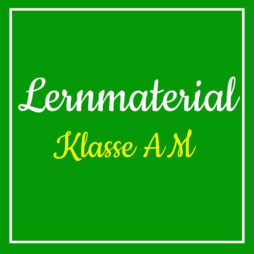 Lernmaterial Klasse AM