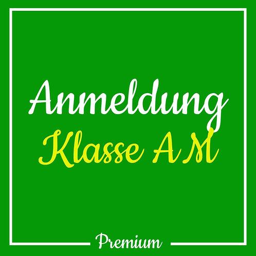 Anmeldegebühr Klasse AM (Premium)