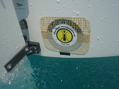 7Ants Sticker On Sailing Boat