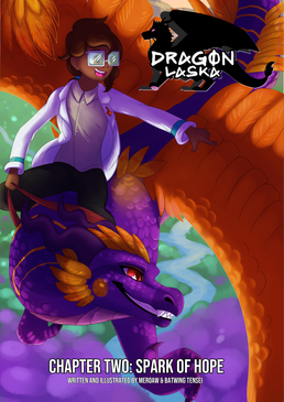 Dragon Laska Chapter Two: Spark of Hope