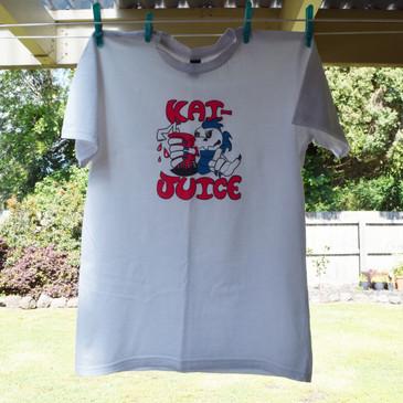 Kai-Juice Screen Printed Shirts