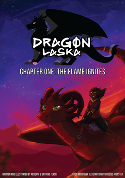 Dragon Laska Chapter One: The Flame Ignites