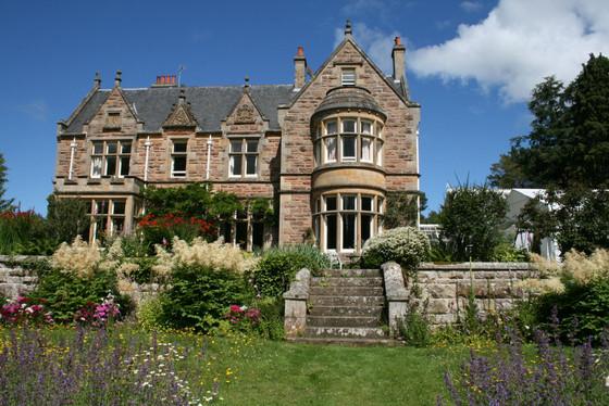 Newbold House, Forres, Scotland