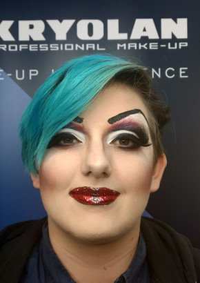 Drag Demo for Kryolan