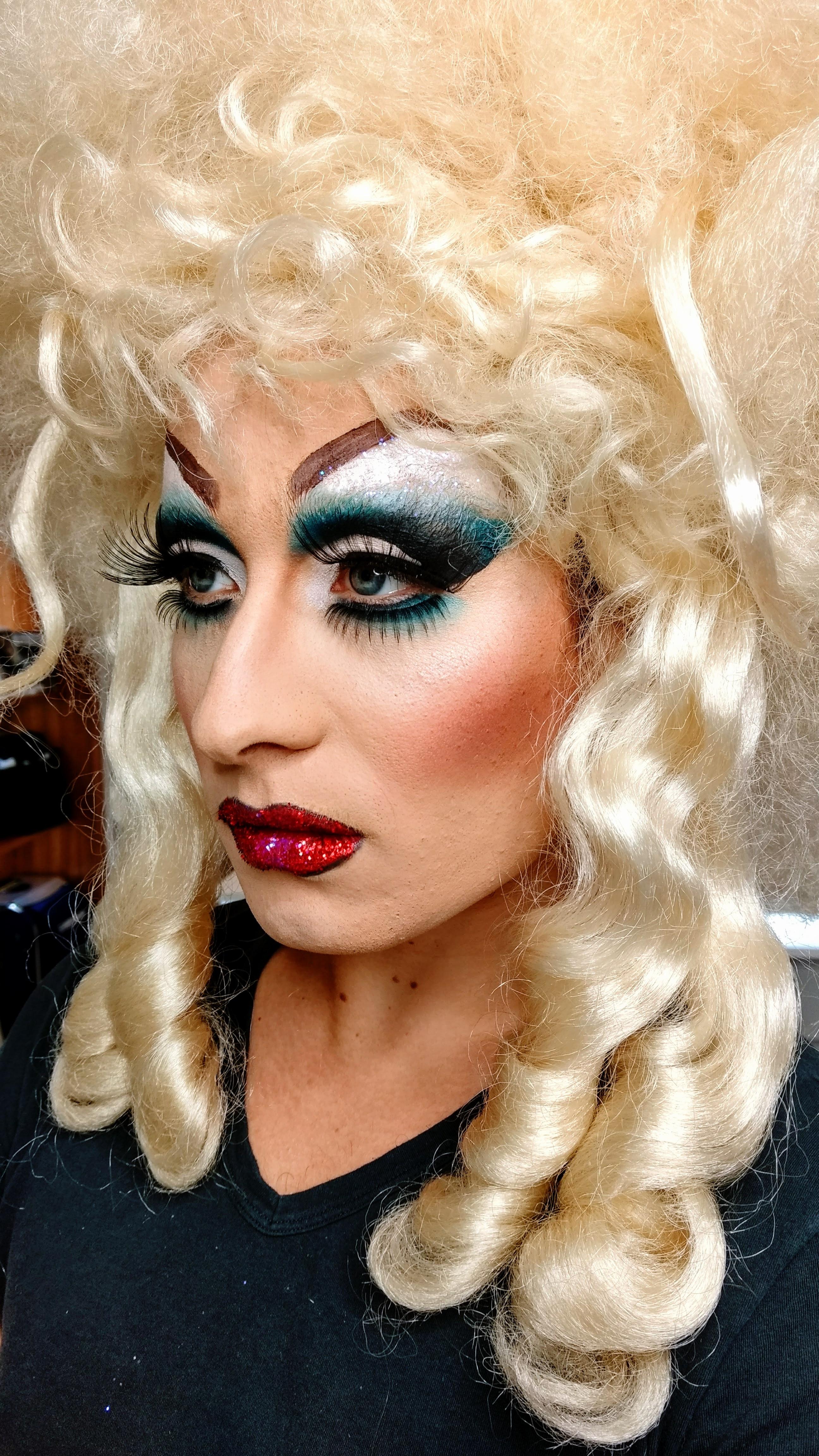 Drag/Trans Makeup