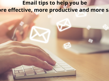 Email Tips and Tools for everyone