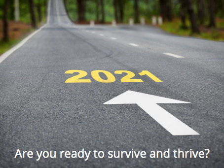 Are you ready for 2021 or will it be another 2020?