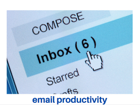 Productivity - emails