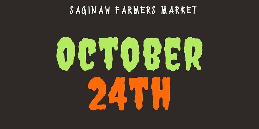 Gluttony Candles @ Saginaw Farmers Market