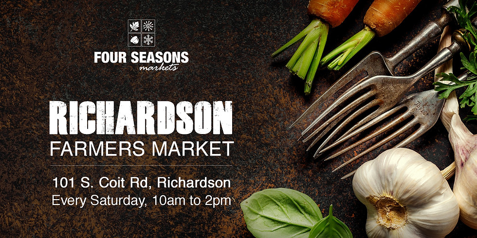 Gluttony Candles @ Richardson Farmers Market