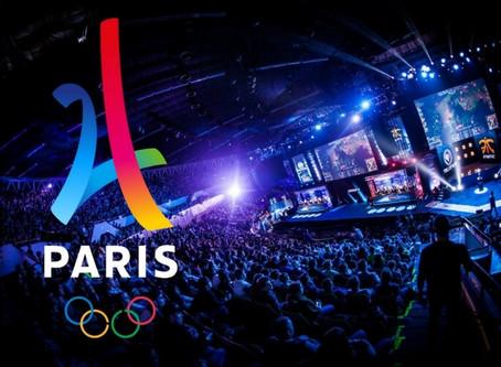 Esports May Make an Appearance at the Paris 2024 Olympics