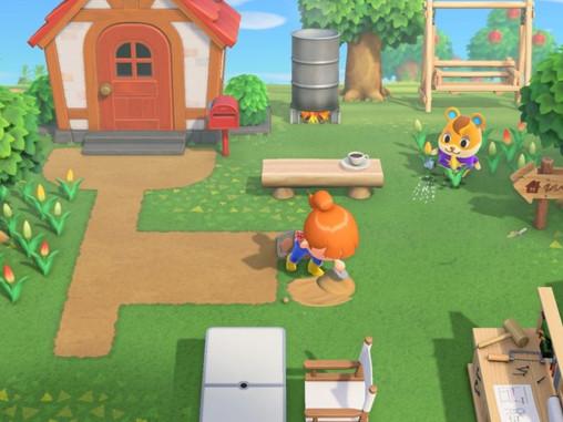 The Strange Dichotomy of Animal Crossing