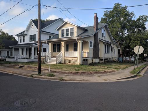That House on The Corner Won't Last Much Longer