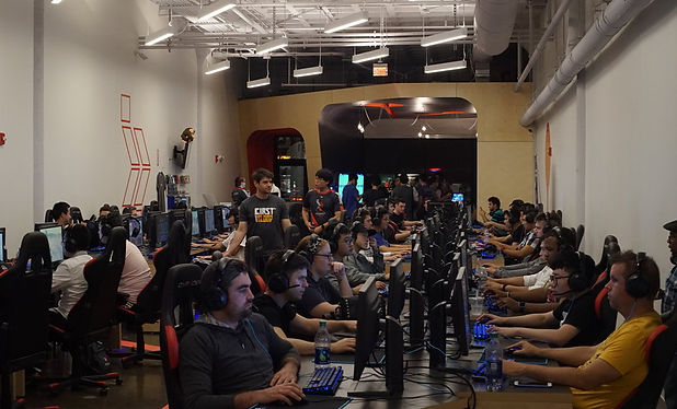 Balance Patch Gaming Cafe