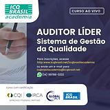 Auditor Líder de Sistema de Gestão da Qualidade (Certificado pelo IRCA)