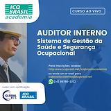 Auditor Interno de Sistema de Gestão da Saúde e Segurança Ocupacional
