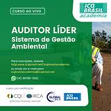 Auditor Líder de Sistema de Gestão Ambiental (Certificado pelo IRCA)