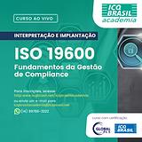 ISO 19600 – Fundamentos da Gestão de Compliance