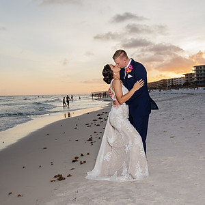 Lauren & Brendon Burkholder Wedding