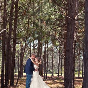 Erica + Jesse Godwin Wedding