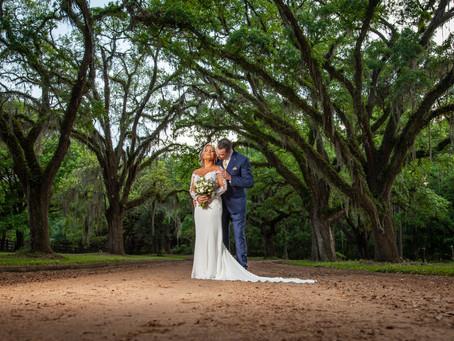Eve + Kurt Fadden Wedding:  A Timeless, Southern  Destination Wedding at South Eden Plantation