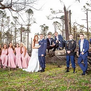 Hannah & Blake's Wedding