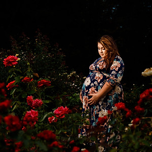 Laura Way Maternity Session