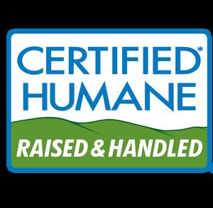 certified humane seal