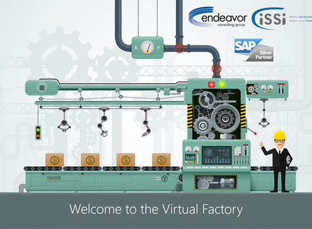 ECG/iSSi - Virtual Factory Platform Demo Video and Survey