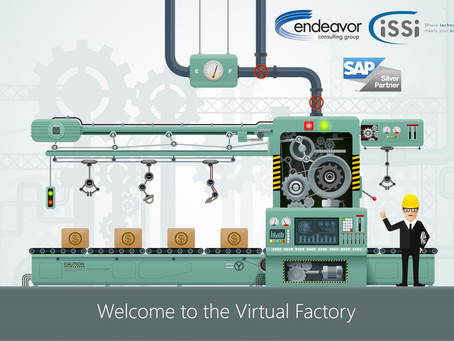 ECG/iSSi - Virtual Factory Platform Demo Video and Survey