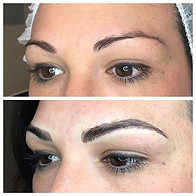 Super natural & gorgeous set of brows