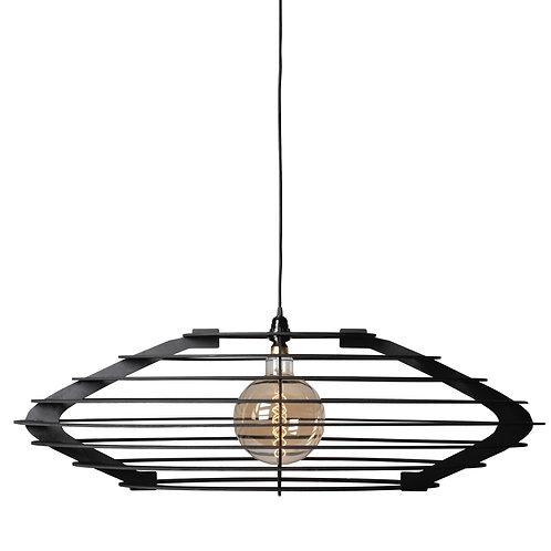 Disque Oval Hanglamp 120cm