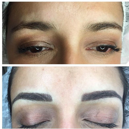 Obsessed with these amazing brows!!!