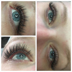 ❤Love these gorgeous new set of lashes ❤