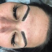 Perfection 🖋👌🏻 #microblading #brows