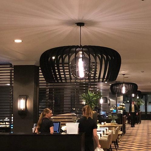 Ophangservice per lamp | 3-6 meter hoog