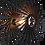 Thumbnail: Atomic plafondlamp 75cm