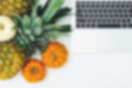 Canva - Pumpkins and Pineapple Next to L