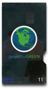 geared for GREEN