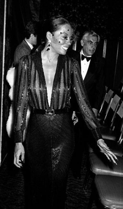 Vintage Black Glamour by Nichelle Gainer