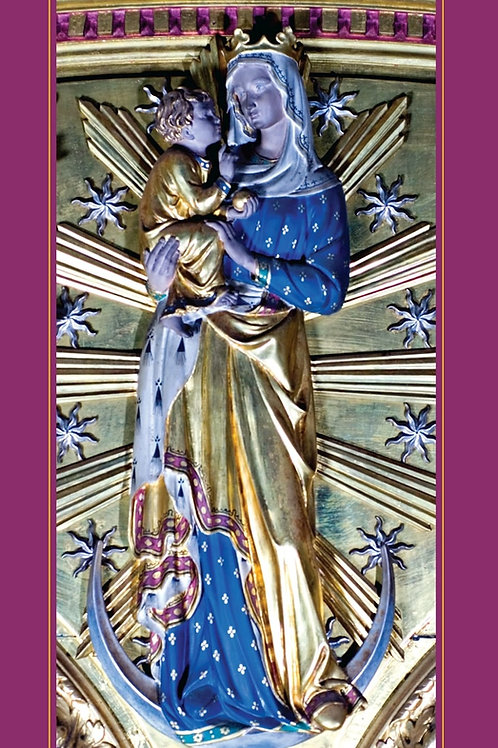 Greeting Card 'Madonna & Child'
