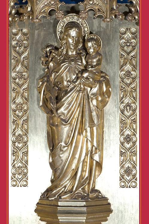 Greeting Card 'Madonna & Child'