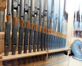 On the Organ Gallery