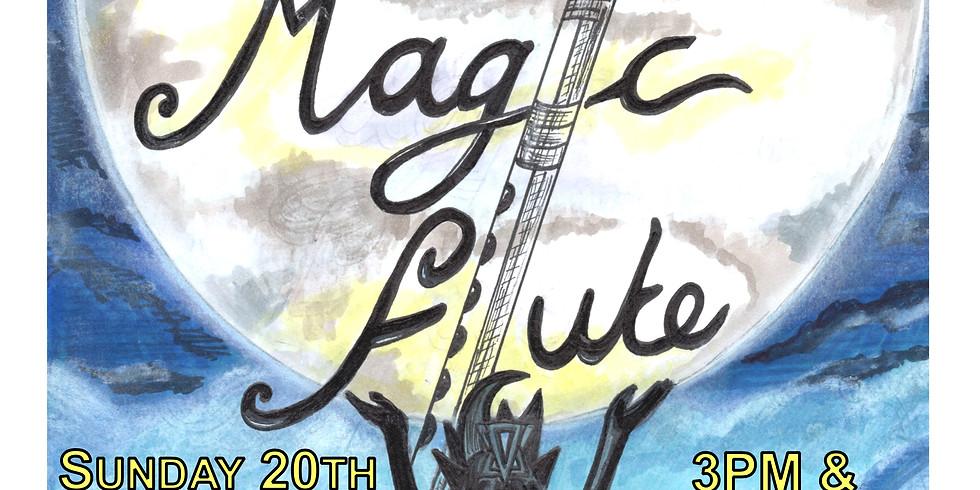 Mozart's - The Magic Flute - 7.30PM