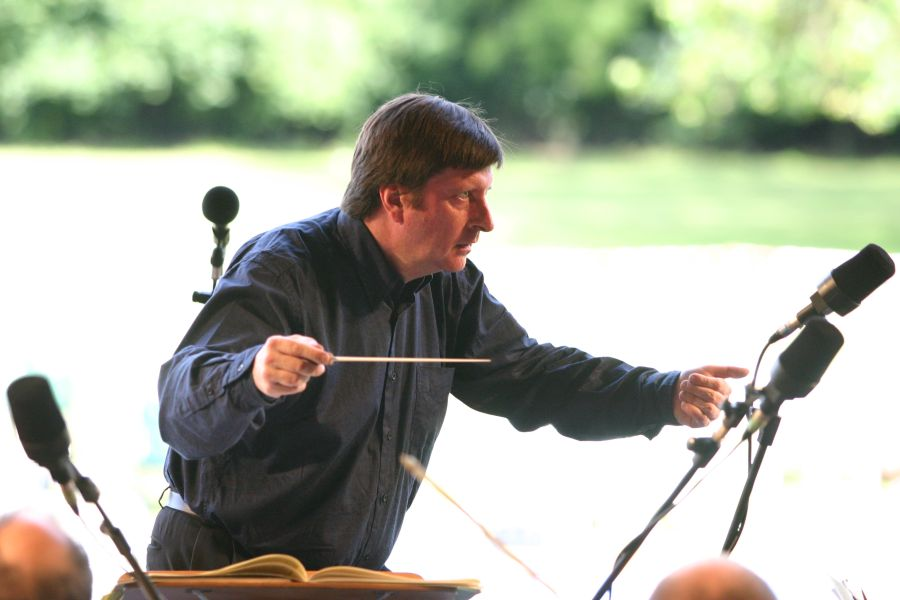 Arranger & Conductor Robin Page