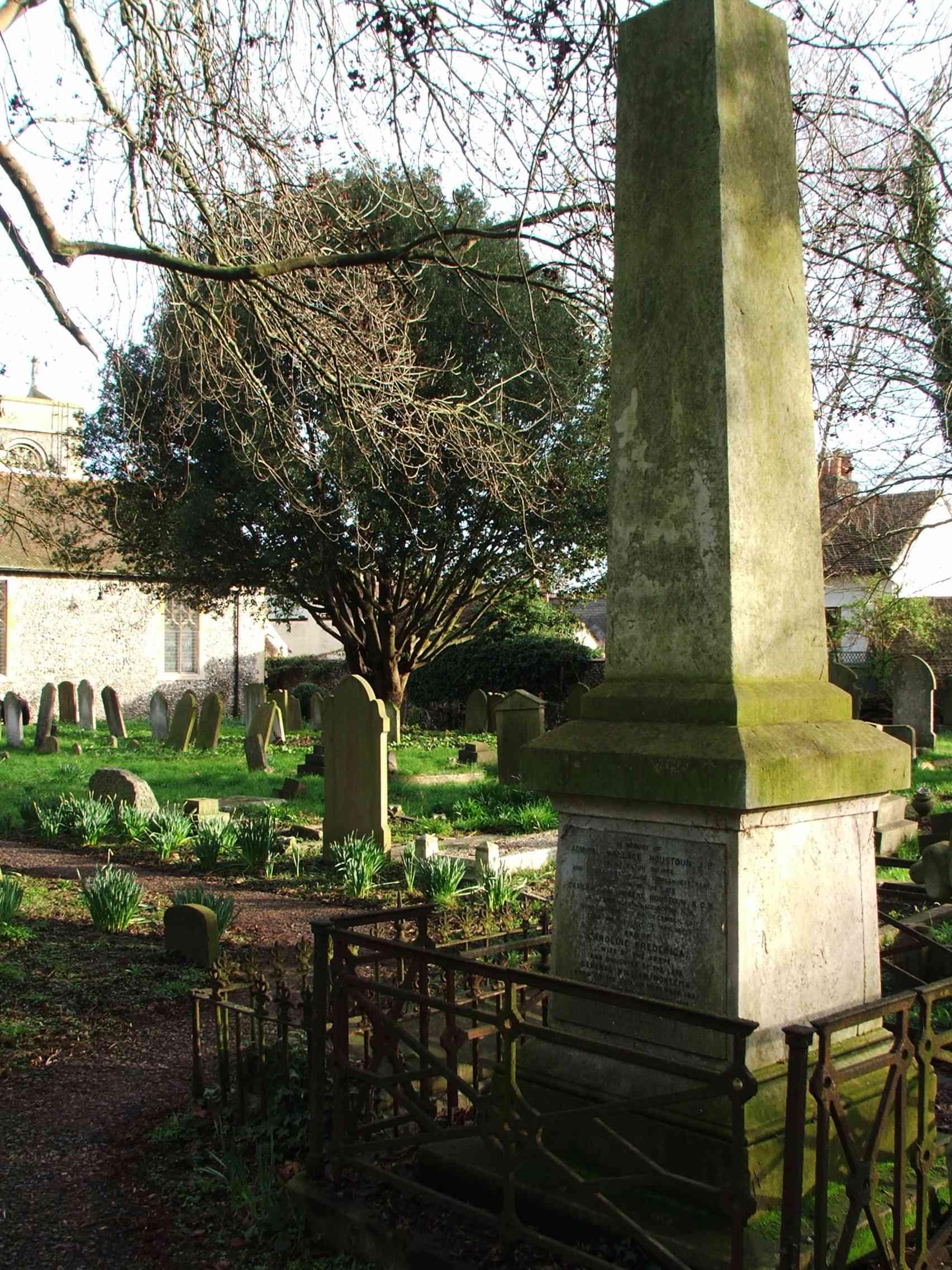 Ancient Graveyard