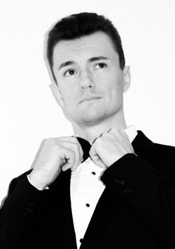 Baritone Przemyslaw Baranek