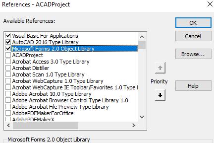 Excel ve Autocad Hataları ile ilgili yardımcı not...